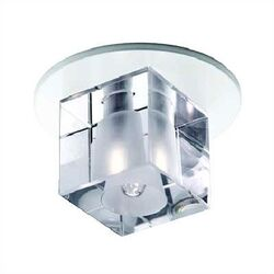 Beauty Spot Cube Crystal Accent Shade