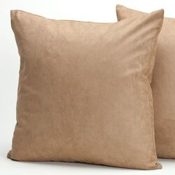 Microsuede Decorative Pillow