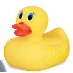 White Hot� Safety Duck Bath Toy