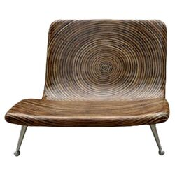 Lo Rider Lounge Chair with Legs