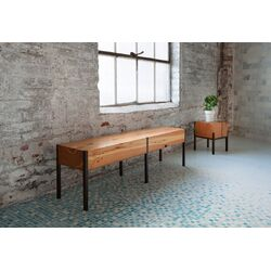 PW Wood Bench
