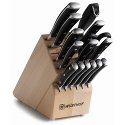 Classic Ikon 16 Piece Knife Block Set
