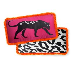 Beyond Africa Leopard Pillow