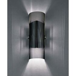 Presidio One Light Wall Sconce in Black