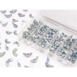 150 Pc Wing Nut Hardware Kit