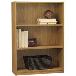 3-Shelf Bookcase in Oak
