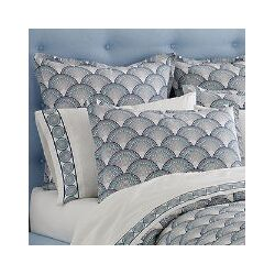 Bedding Fishscale Standard Sham