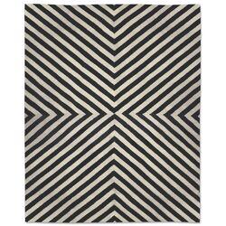 Bridget Kilim Black/White Area Rug