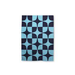 Josef Kilim Blue Area Rug