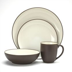 Colorwave 16 Piece Dinnerware Set