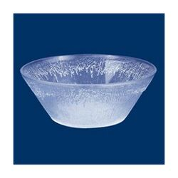 Icelandic Serving Bowl in Clear
