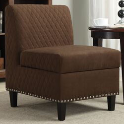 Wrigley Storage Side Chair