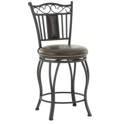 Hillsdale Presque Isle 25 5 Quot Swivel Bar Stool With Cushion