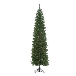 Pre-Lit Winchester Pine Pencil Tree
