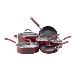 Millennium Non-Stick Aluminum 12-Piece Cookware Set