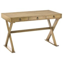 Cain Limed Oak Veneer Desk