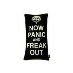 Freak Out Pillow
