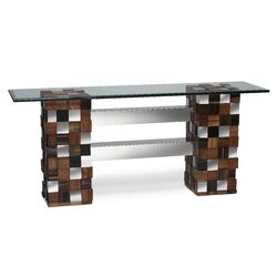Cubes Console Table