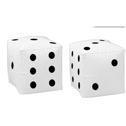 Dice Inflatables - Math All