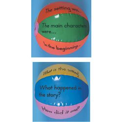 Guided Reading Beach Balls 2 Pk