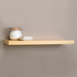 InPlace Floating Square Edge Shelf