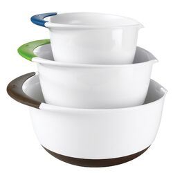 Good Grip 3 Piece Mixing Bowl Set