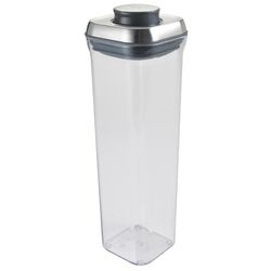 2.1-Quart / 2 Litre Steel Small Square Pop Container