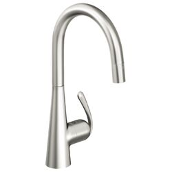 Ladylux3 Eco Friendly Dual Spray Pull Down Kitchen Sink Faucet