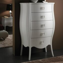 Victoria 5 Drawer Tall Chest