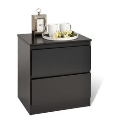 Avanti 2 Drawer Nightstand