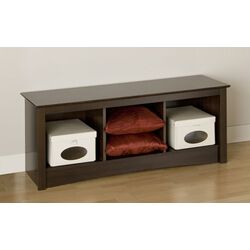 Prepac Benches | Wayfair - Foyer, Cubby Bench, White Storage Bench