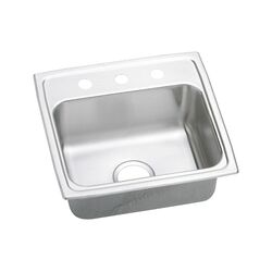 Reliance Whirlpools Reliance Mccoy Single Bowl Sink