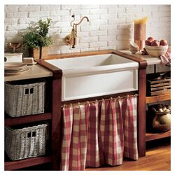 Blanco Cerana 30 Quot X 19 Quot Single Basin Apron Front Farmhouse Fireclay Kitchen Sink