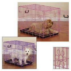 Wireless pet fence discount remington plastic dog kennel for Wifi dog crate