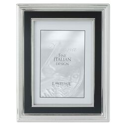 Satin Black Inner Panel Metal Picture Frame