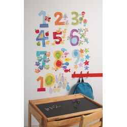 Peel & Stick Counting Numbers