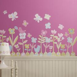 Baby Daisy Wall Stickers