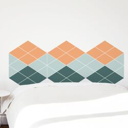 Cama Tivoli Wall Decal