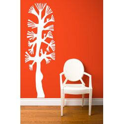 Spot Combtree Wall Decal