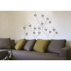 Spot Bouquet Wall Decal