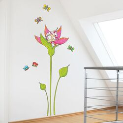 Ludo Violette Wall Stickers