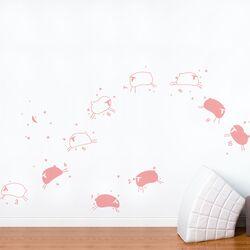 Piccolo Baby Sheep Wall Decal