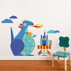 Piccolo Dragon Tea Party Wall Decal