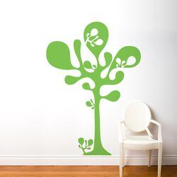 XXL Pop Tree Wall Sticker