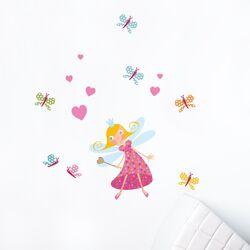 Piccolo Princess Luna Wall Decal