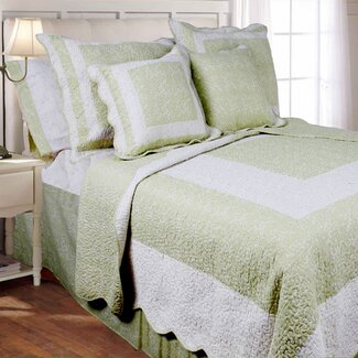 Green bedding lime to kelly sage to forest totally kids totally