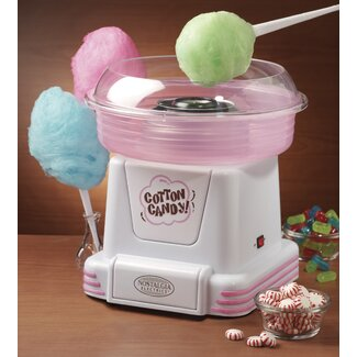 Nostalgia Electrics Pcm 805 Hard Candysugar Free Cotton Candy Maker