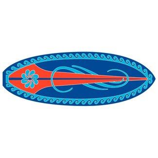 surfboard rug