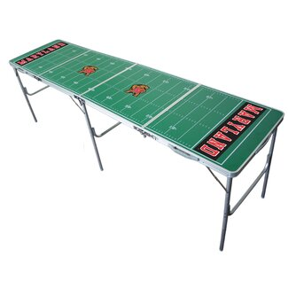 Tailgate Toss NCAA Tailgate Pong Table - University of Maryland - TPC-D-MARY