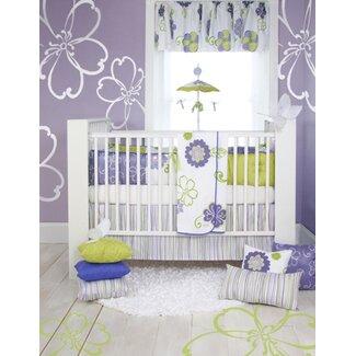 Purple Baby Bedding Tktb